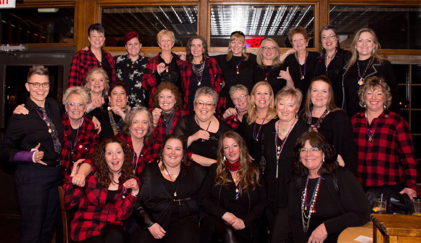2018 Sweet Adelines Region 16 Contest Celebration
